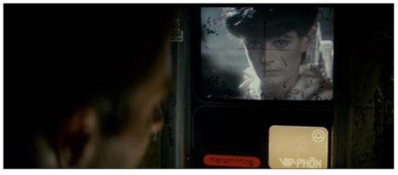 Blade Runner's futuristic payphone