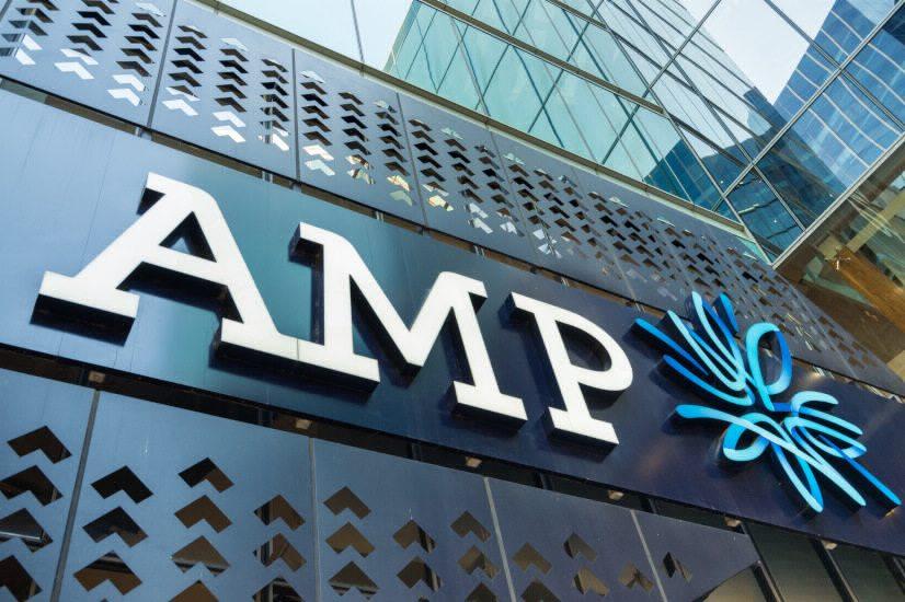 AMP, bank