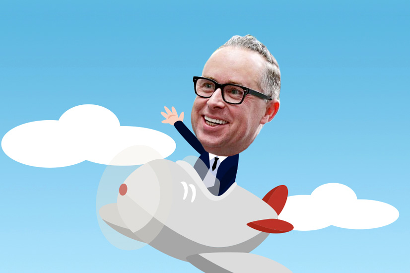 Qantas CEO Alan Joyce
