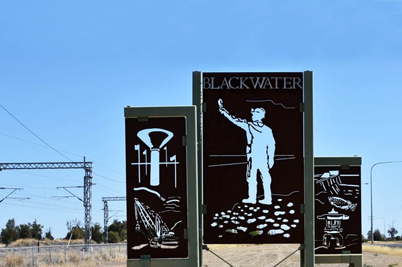 Blackwater, Queensland