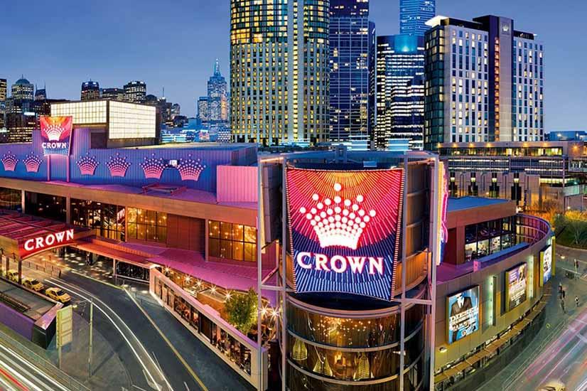 Crown alleged money laundering