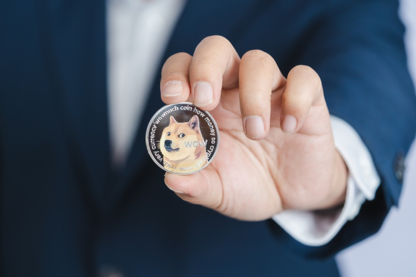 Where dogecoin goes doesn't matter, Musk just likes that he can make it move