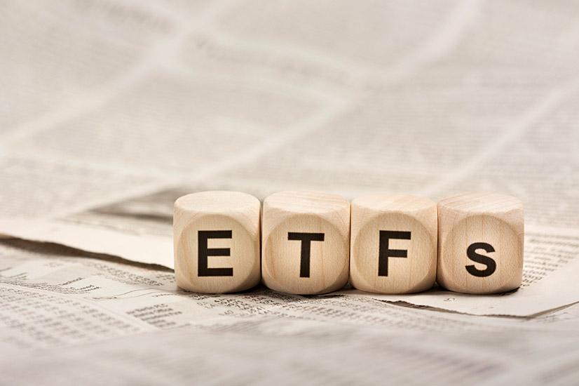 Investors seek ETFs
