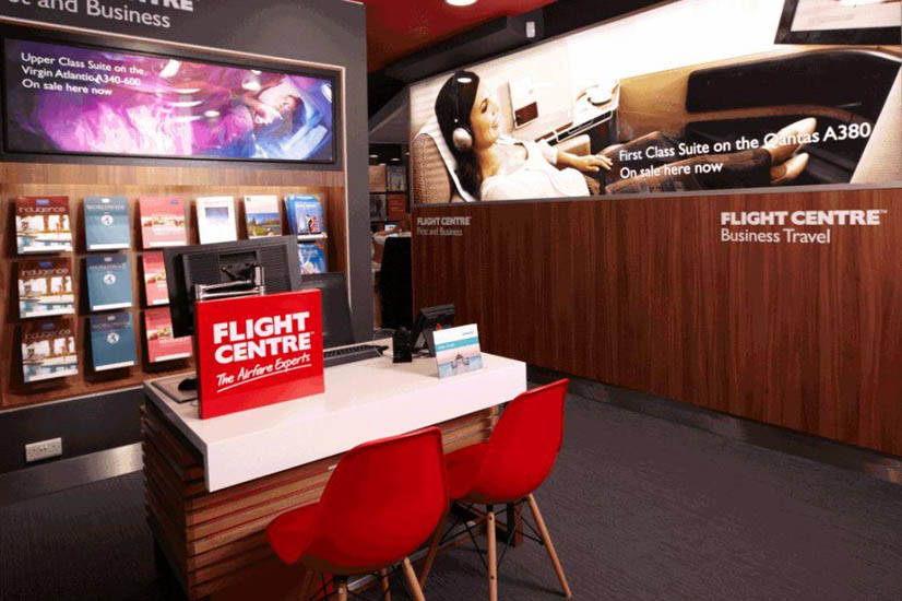 Flight Centre allegedly 'double dips' to pay workers below award