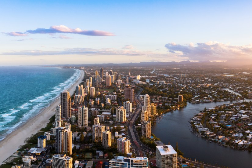 It is now more expensive to rent in the Gold Coast than Sydney