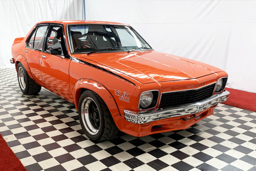 'Ultra-desirable' Holden Torana up for auction