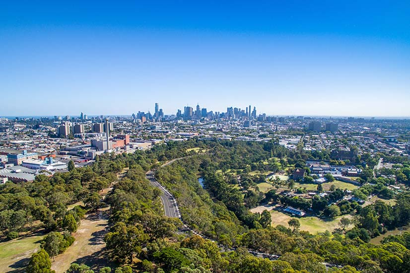 Melbourne rents continue to decline