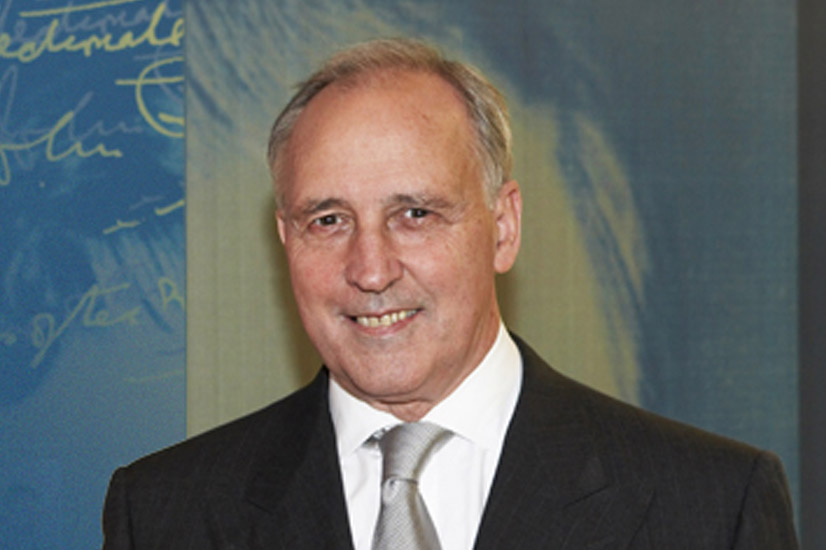 Keating attacks super withdrawal as a burden on young Australians