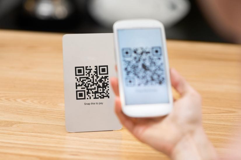 QR payment rollout