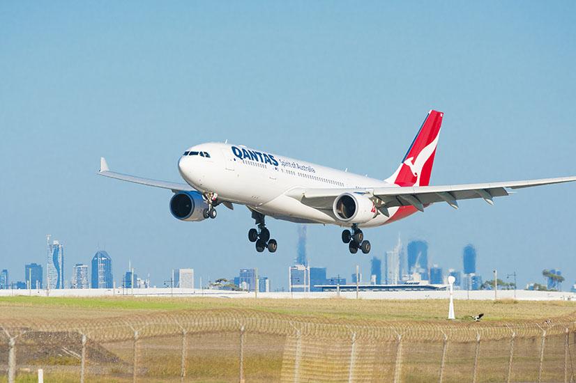 Qantas predicts breaking even in 2021