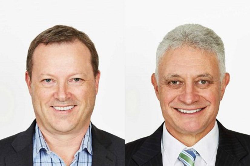 Stuart Nelson and Warren Murphy