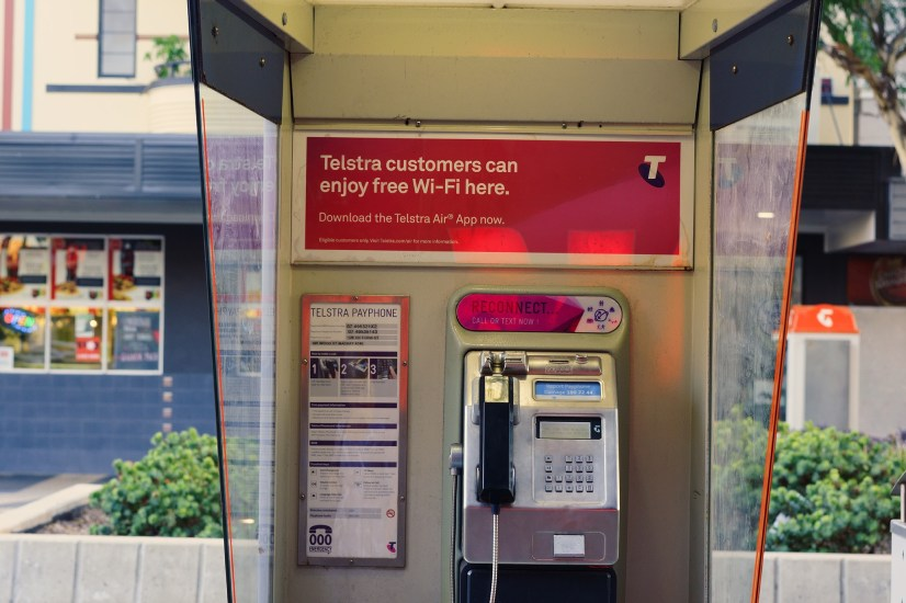 Why payphones are set to become free