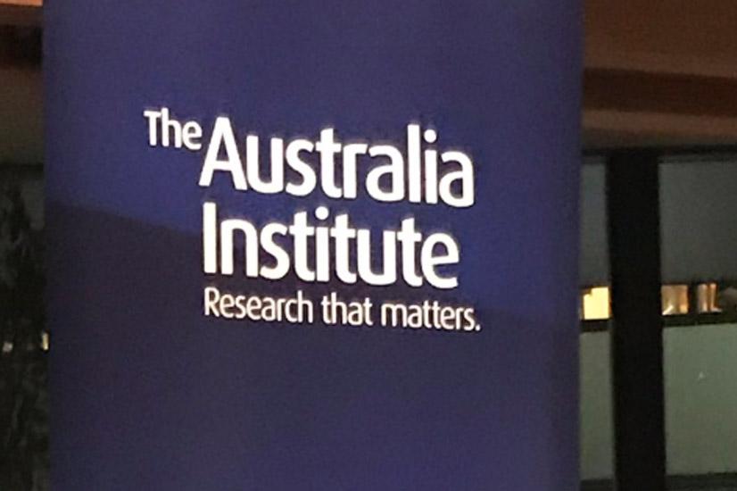 The Australian Insititute
