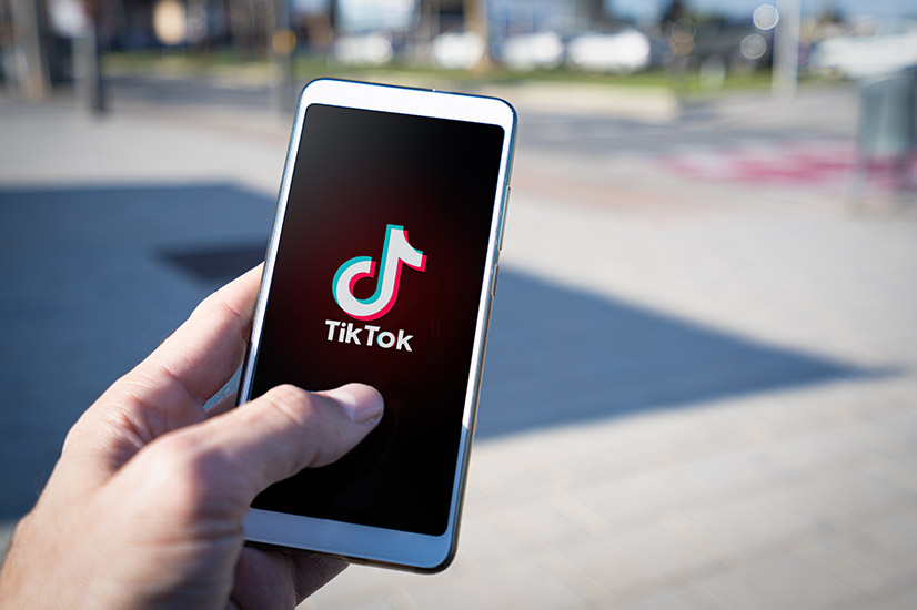 TikTok sees scammers target new victims