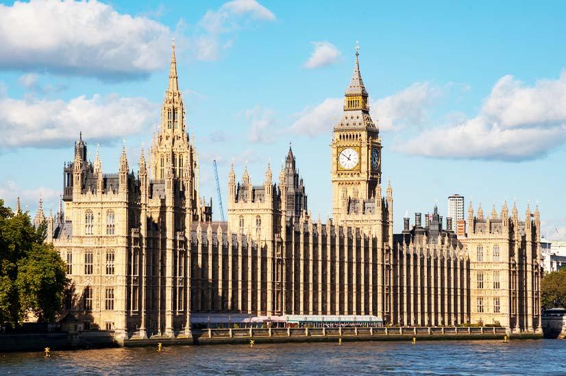 UK Parliament House