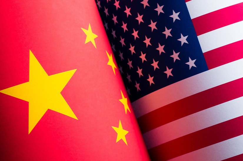 China and USA