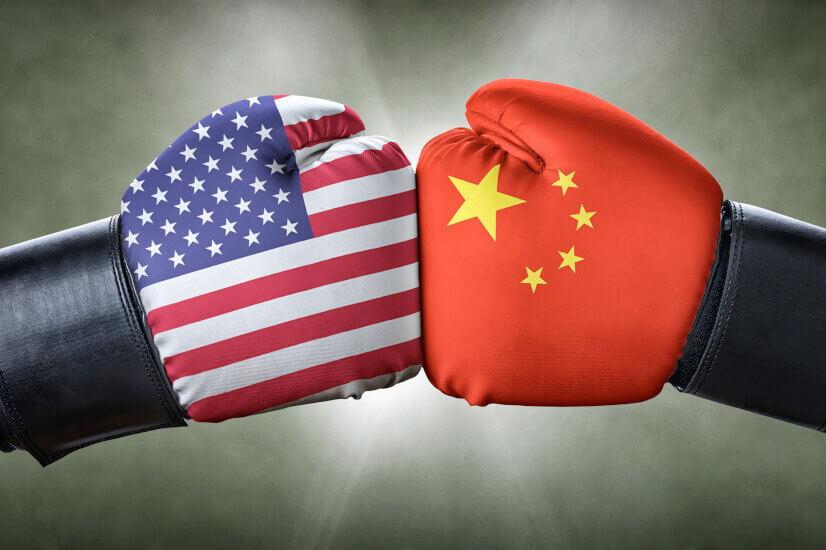 Trade war,  US-China trade conflict