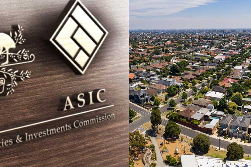 ASIC and Suburbs