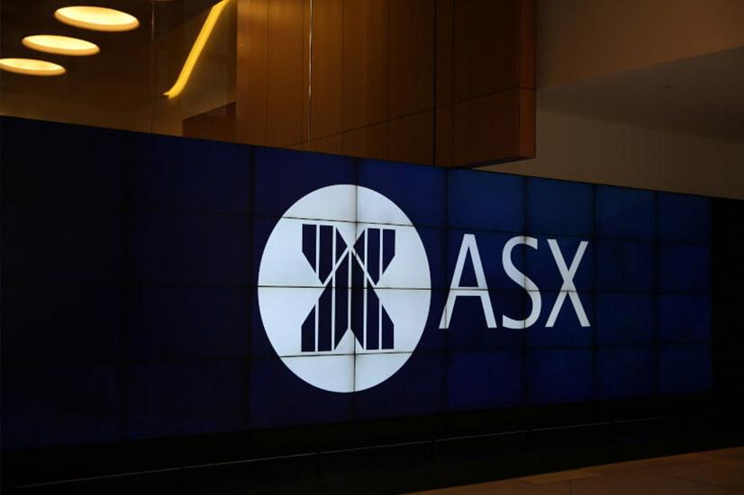 Aussie share market