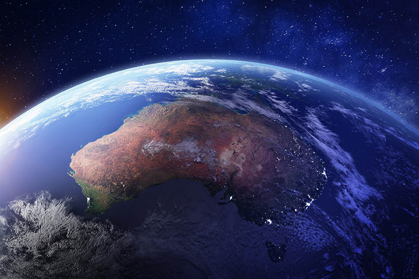 Australian economy shows signs of outperforming in 2021
