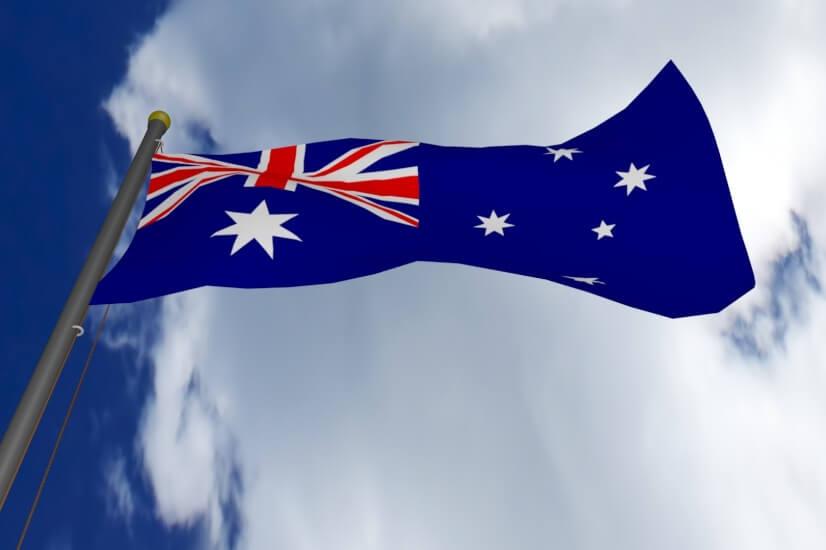 Australian flag, Australian dream