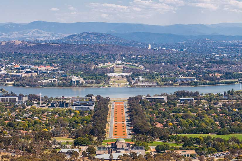 Canberra bucks trend with continued growth