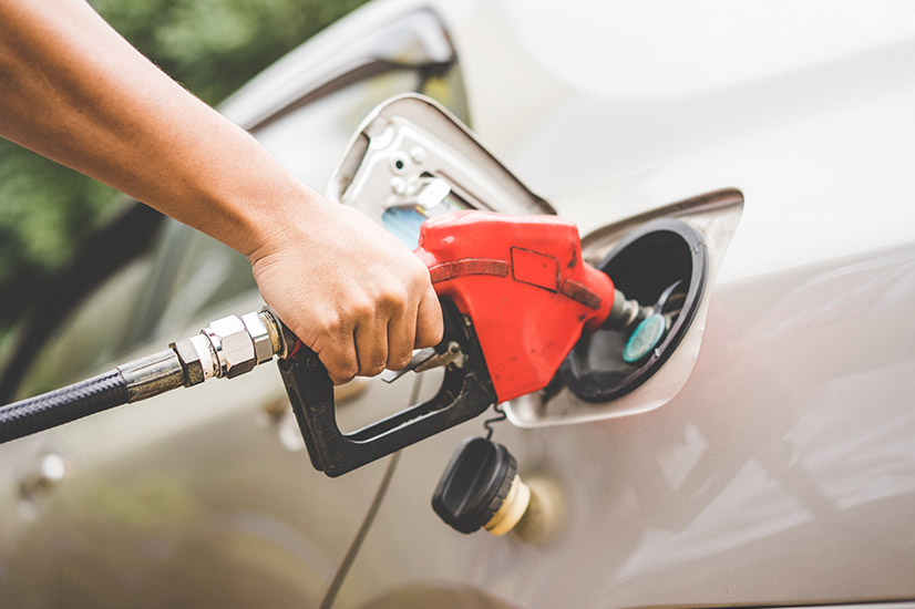 Petrol prices tumble