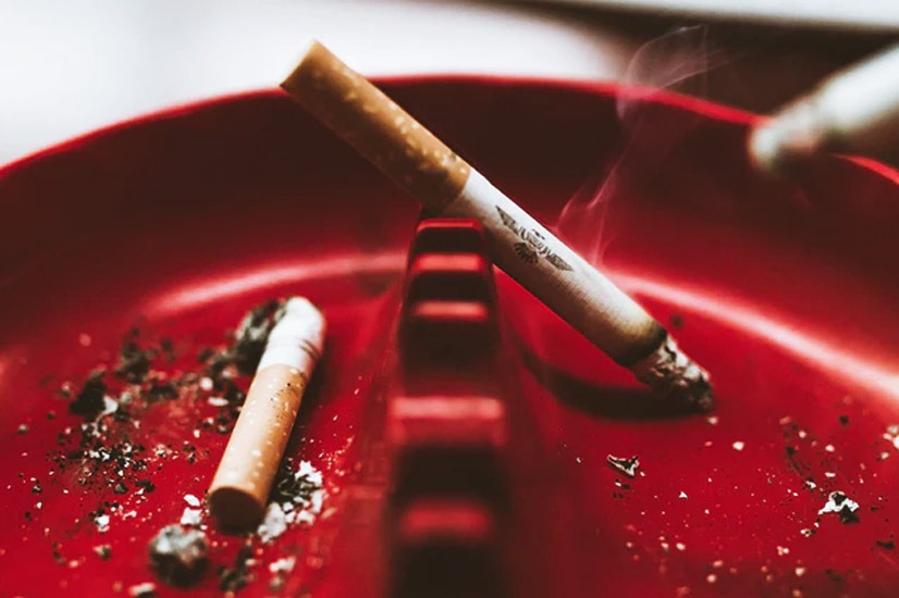 Smoking habits may signify where you put your super