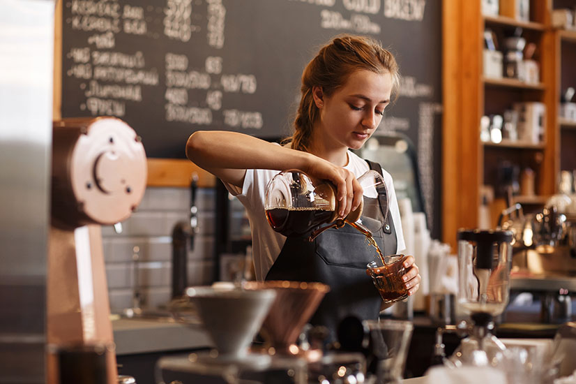 falling coffee prices