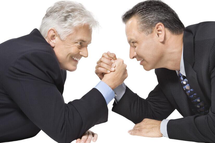 Conflict, businessmen