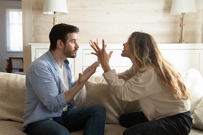 How couples can solve financial disputes without separating