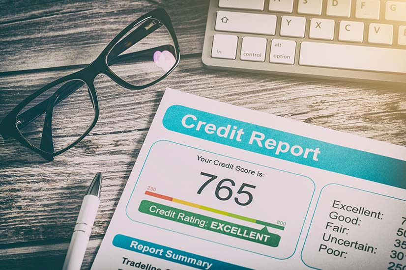 a good credit score