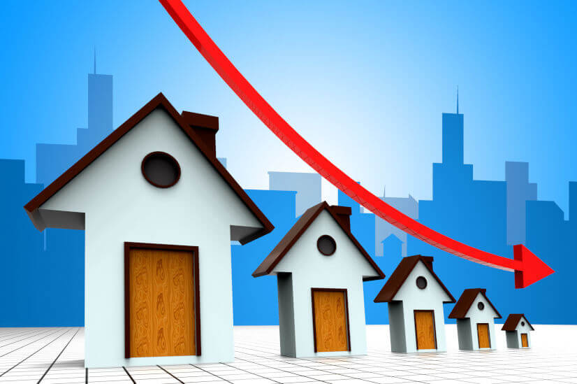 Home owners, prices fall