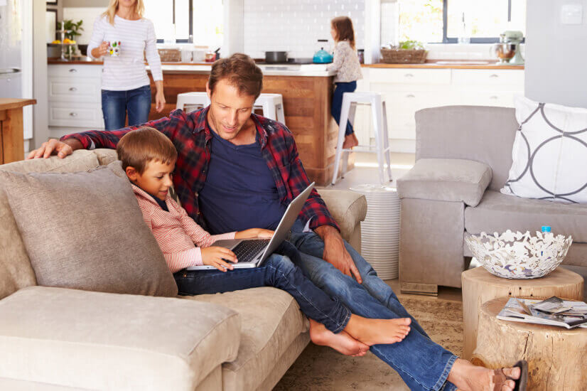 Father's Day, parental leave