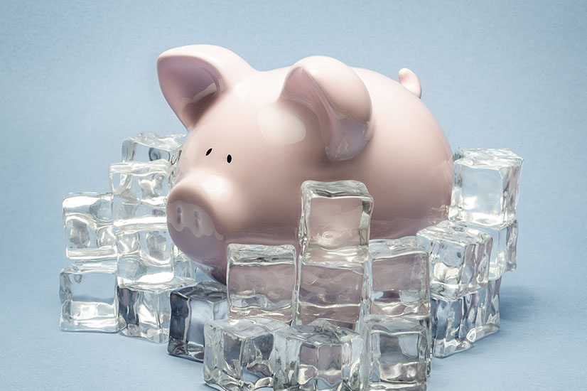 ASIC makes frozen funds easier to access