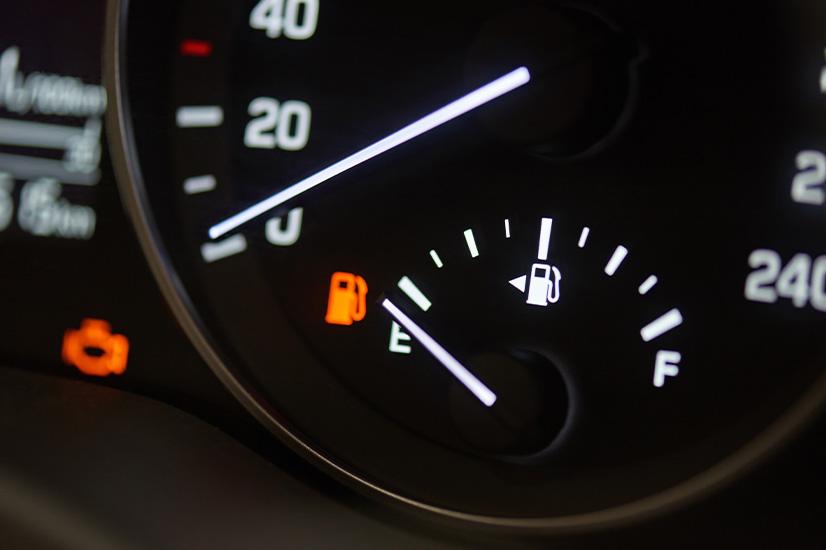 Fuel light