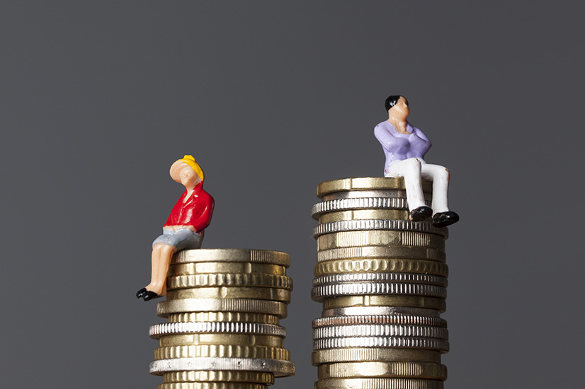 financial equality