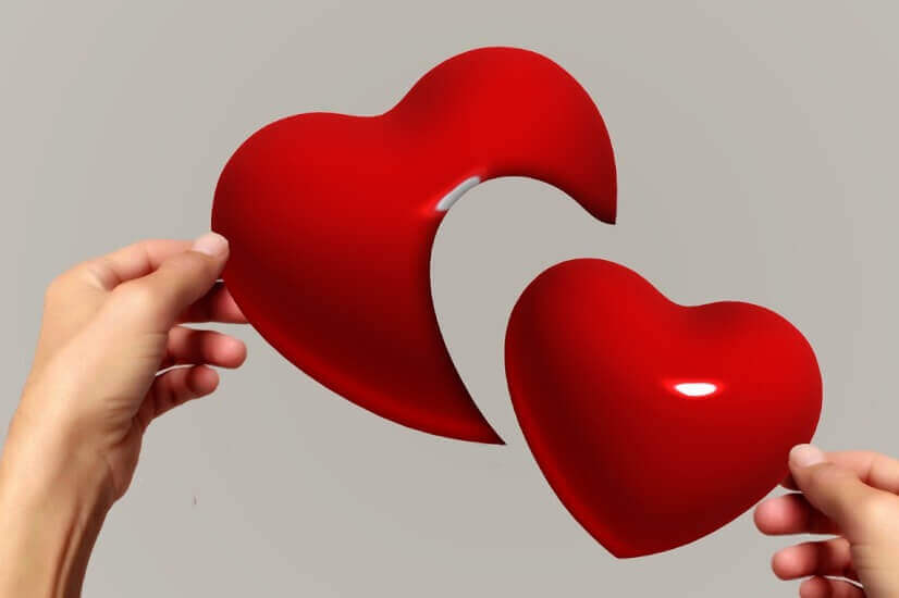 heart pieces how to protect money in a divorce