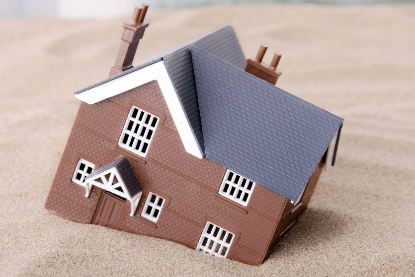 housing downturn, property, investment, investing