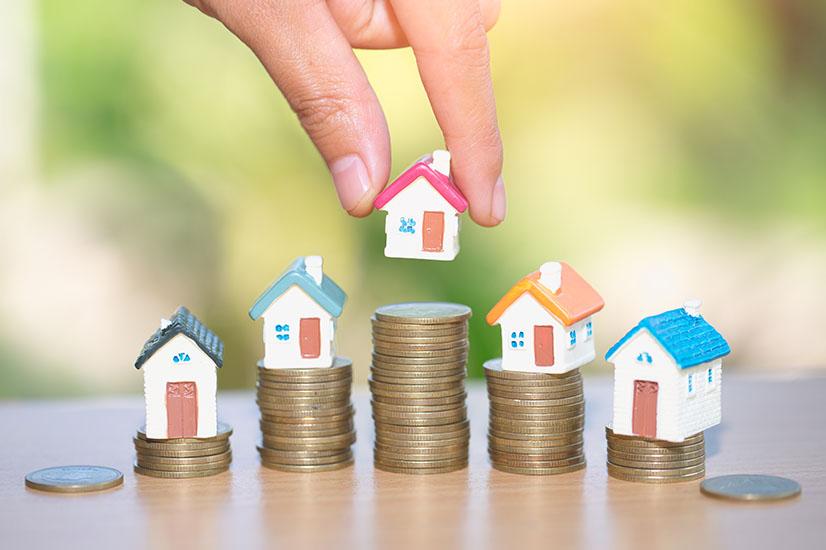 Australia's house prices rise