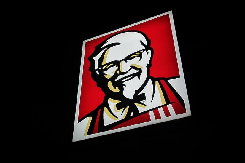 bitcoin accepted at KFC