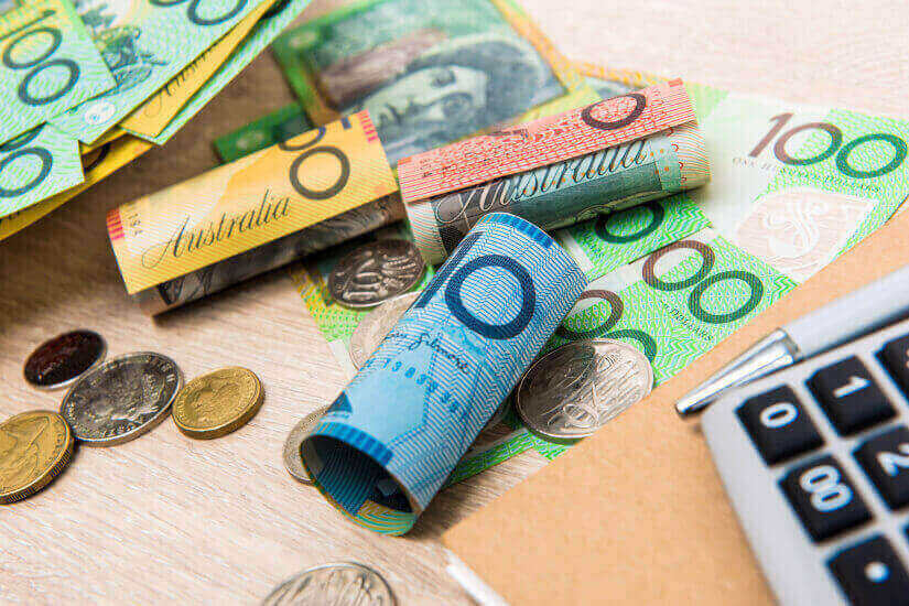 super payments, money, Australian dollars
