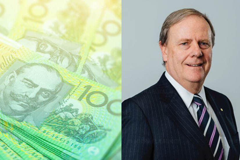 Money and Peter Costello
