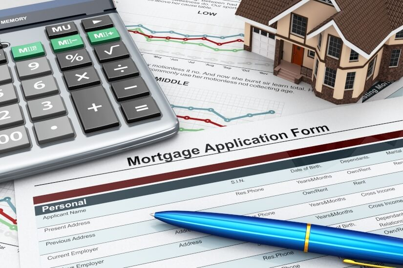 investors dodge mortgage applications