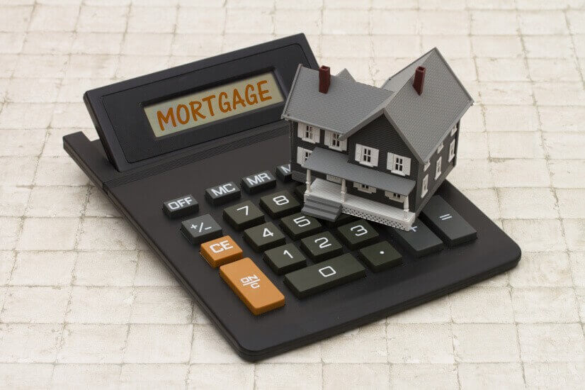 house, property, mortgage