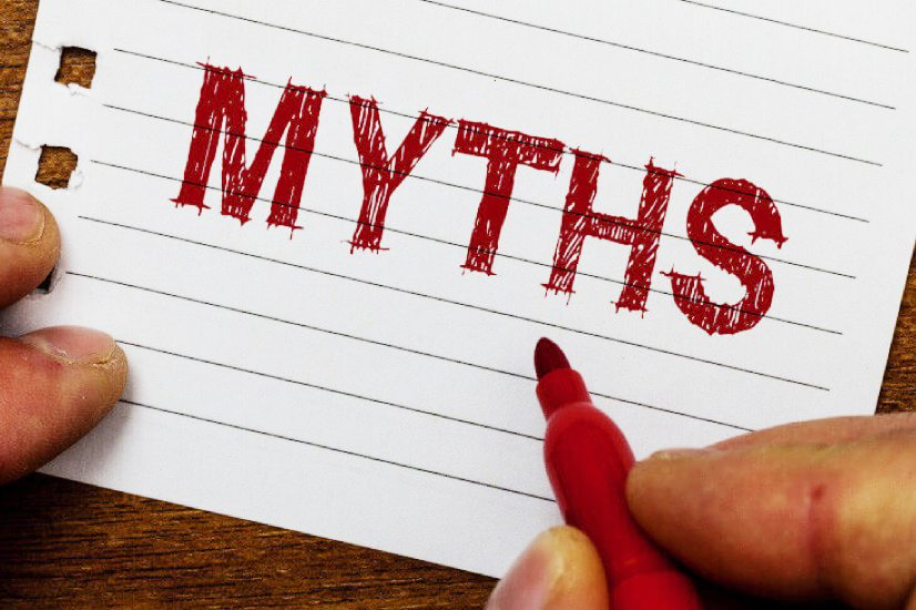 property investment myths