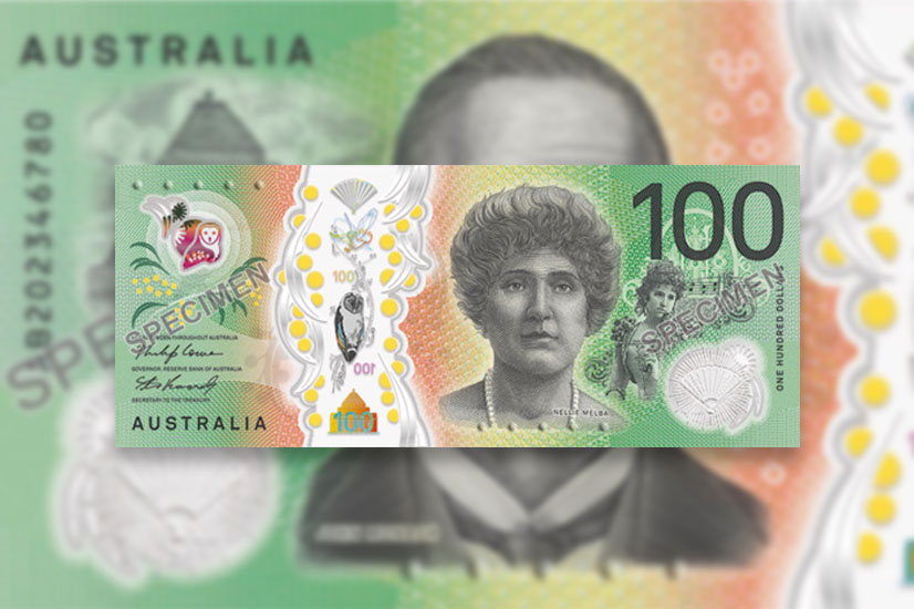 New $100 banknote rollout