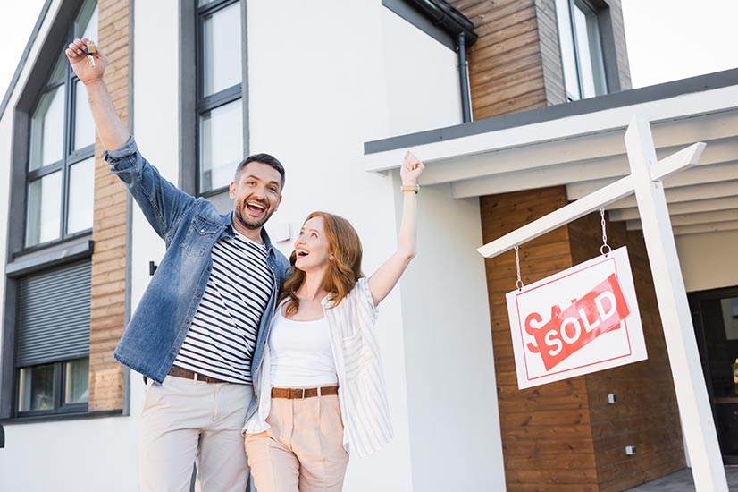 Young Aussies set their sights on home ownership in 2021