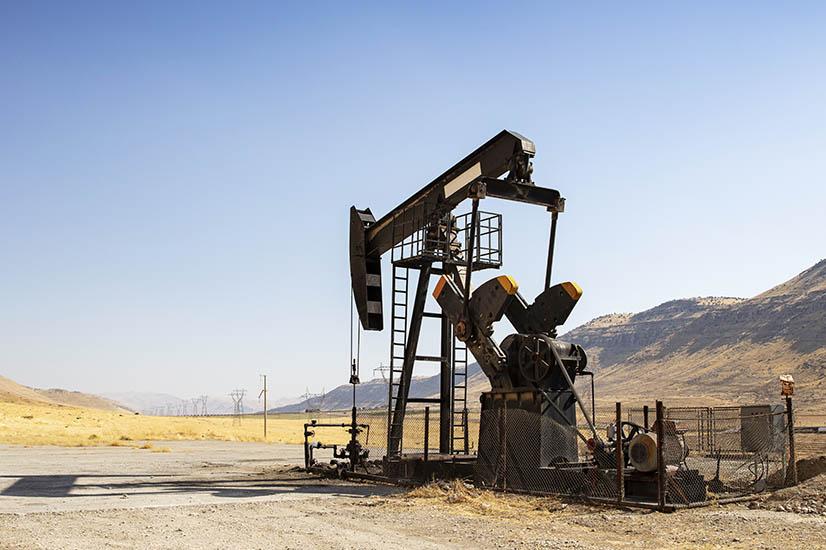 oil prices plunge