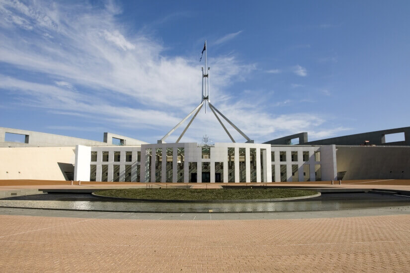 Government, parliament house